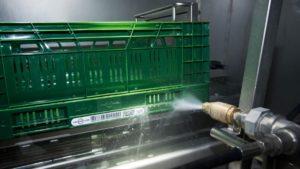 Hrana in prehrambeni izdelki - pralne barcode nalepke