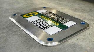 Skladišče in logistika - talne barcode nalepke